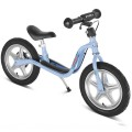 puky-bicycle with no pedals lr 1 br ocean blue